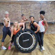Rebound Fitness Gets Bouncing At BeFIT