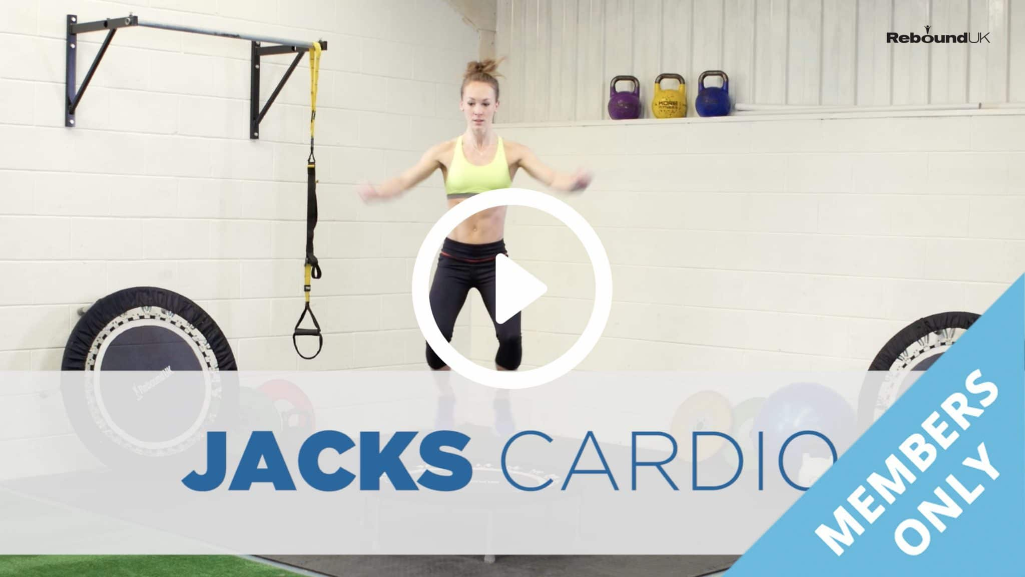 Rebound Fitness Video Library Workouts And Tagged Circuit Workout Full Body Jumping Jacks Raise Your Heart Rate With This High Energy Cardio Exercise