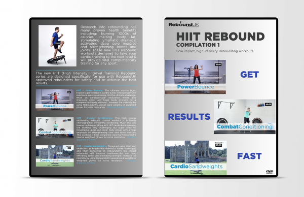 HIIT compilation DVD cover