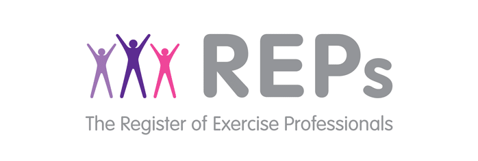 Rebounding REPs Accredited Training Logo