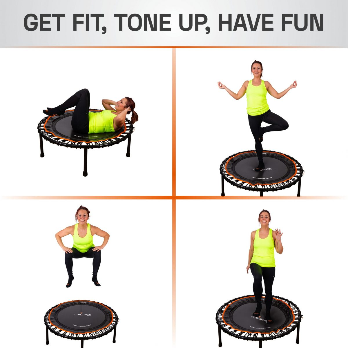 FIT BOUNCE PRO REBOUNDER